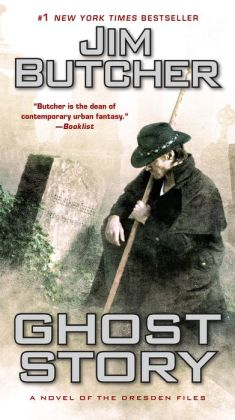 Ghost Story (Dresden Files Series #13)