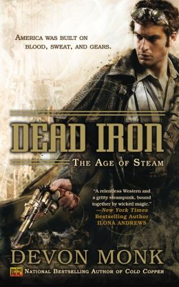 Dead Iron (Age of Steam Series #1)