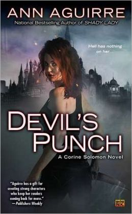 Devil's Punch (Corine Solomon Series #4)