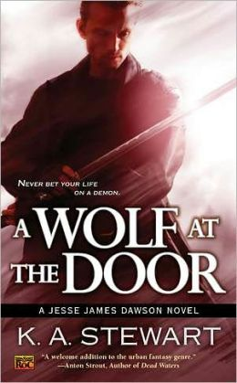 A Wolf at the Door (Jesse James Dawson Series #3)