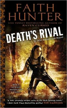 Death's Rival (Jane Yellowrock Series #5)