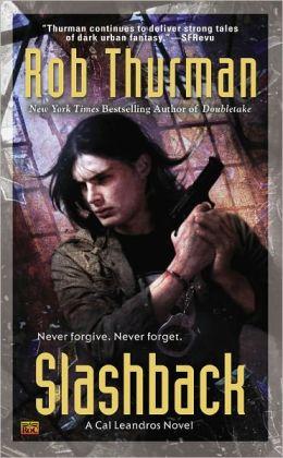 Slashback (Cal and Niko Series #8)