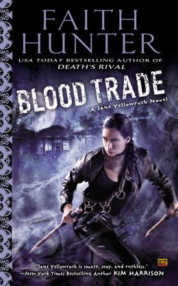 Blood Trade (Jane Yellowrock Series #6)