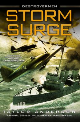 Storm Surge (Destroyermen Series #8)