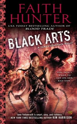 Black Arts (Jane Yellowrock Series #7)