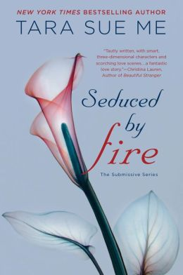 Seduced by Fire cover