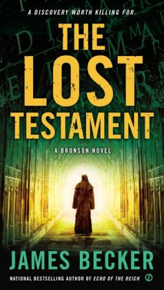 The Lost Testament (Chris Bronson Series #6)