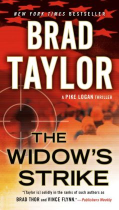 The Widow's Strike (Pike Logan Series #4)
