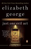 Book Cover Image. Title: Just One Evil Act (Inspector Lynley Series #18), Author: Elizabeth George