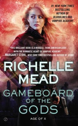 Gameboard of the Gods (Age of X Series #1)