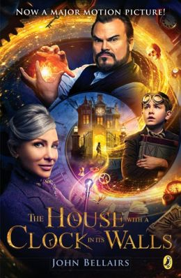 BOOK | The House with a Clock in Its Walls (Lewis Barnavelt Series #1)