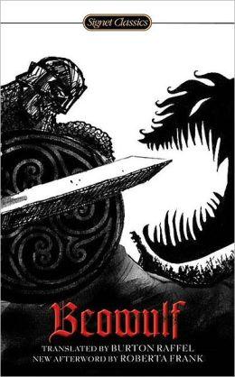 Beowulf (Raffel translation) (Signet Classics Series)
