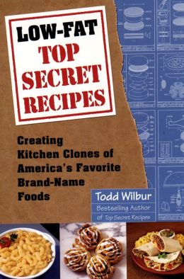Low-Fat Top Secret Recipes