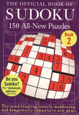 The Official Book of Sudoku #2