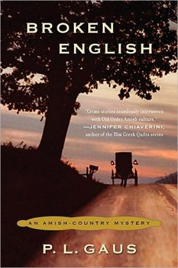 Broken English (Amish-Country Mystery Series #2)
