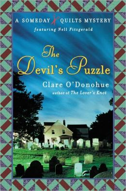 The Devil's Puzzle (Someday Quilts Series #4)