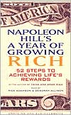 Napoleon Hill's A Year of Growing Rich: 52 Steps to Achieving Life's Rewards (1 Cassette)