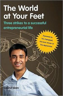 The World at Your Feet: Three strikes to a successful entrepreneurial life