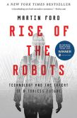 Book Cover Image. Title: Rise of the Robots:  Technology and the Threat of a Jobless Future, Author: Martin Ford