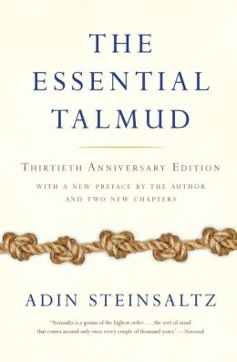 The Essential Talmud: Thirtieth-Anniversary Edition