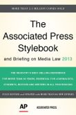 Book Cover Image. Title: The Associated Press Stylebook 2013, Author: Associated Press Staff