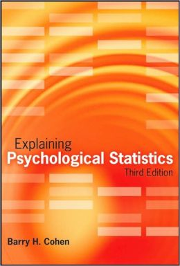Explaining Psychological Statistics