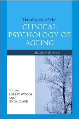 Handbook of the Clinical Psychology of Ageing, Second Edition