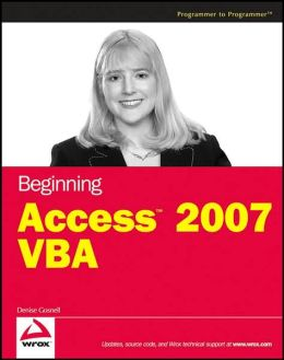 Beginning Access 2007 VBA