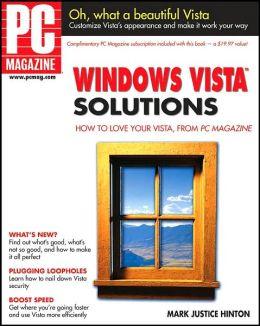 PC Magazine Windows Vista Solutions