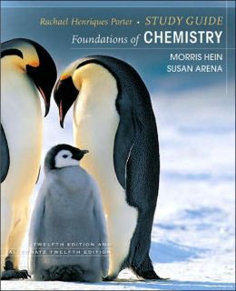 Foundations of Chemistry Study Guide