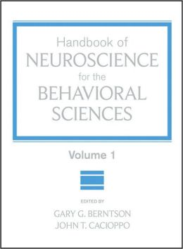 Handbook of Neuroscience for the Behavioral Sciences