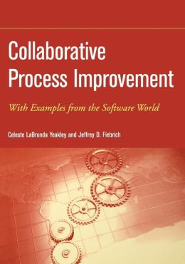 Collaborative Process Improvement: With Examples from the Software World