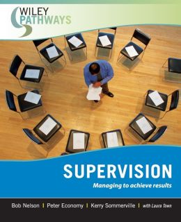 Supervision: Managing to Achieve Results