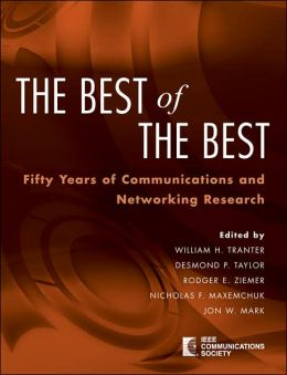 The Best of the Best: Fifty Years of Communications and Networking Research