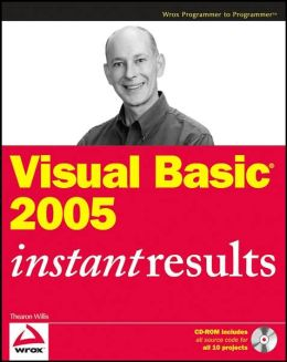 Visual Basic 2005 Instant Results