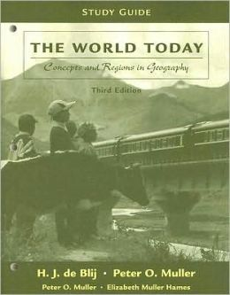 World Today - Study Guide: Concepts and Regions in Geography