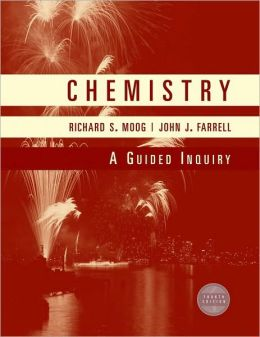 Chemistry: A Guided Inquiry