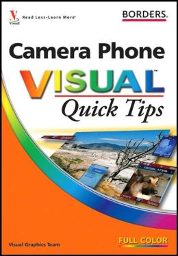 Camera Phone Visual Quick Tips