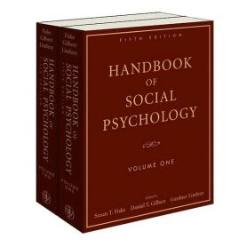 Handbook of Social Psychology, 2 Volume Set