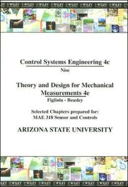 (WCS)MAE318 Sensor and Controls