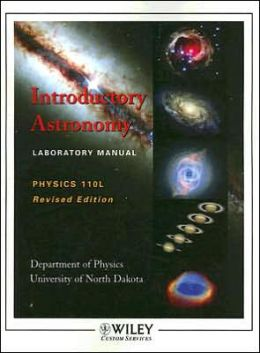(WCS)Introductory Astronomy Laboratory Manual