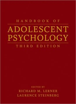 Handbook of Adolescent Psychology, Two-Volume Set