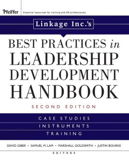Linkage Inc's Best Practices in Leadership Development Handbook