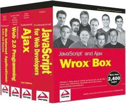 JavaScript and Ajax Wrox Box: Professional JavaScript for Web Developers, Professional Ajax, Pro Web 2. 0, Pro Rich Internet Applications