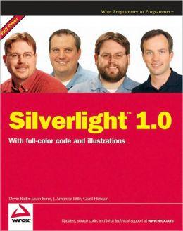 Silverlight 1. 0