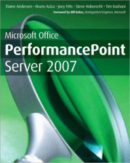 Microsoft Performance Management: with Microsoft Office PerformancePoint Server 2007
