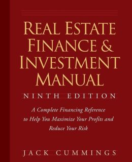 Real Estate Finance and Investment Manual Ninth Edition