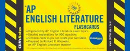 CliffsNotes: AP English Literature Flashcards