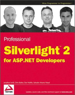 Silverlight 2 for ASP.NET Developers