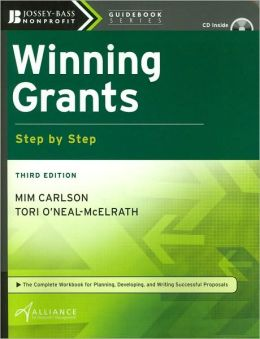 Winning Grants Step-by-Step, Third Edition